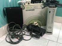 xbox 360 کپی خور+3دسته+50تا سی دی بازی در شیپور