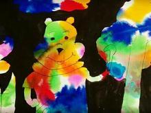 مربی نقاشی کودکان در شیپور