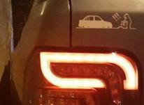 چراغ اسپرت پراید طرح کروت در شیپور-عکس کوچک