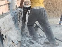 اجاره کمپرسور واسه تخریب بتن اسفالت در شیپور