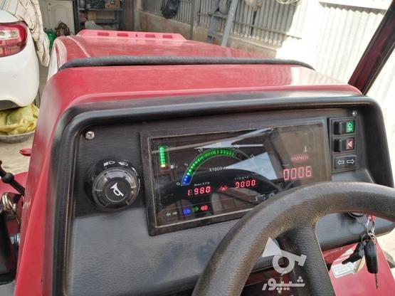 تراکتور کمرشکن باغی عمران سیرجان بی 50 در گروه خرید و فروش وسایل نقلیه در کرمان در شیپور-عکس6