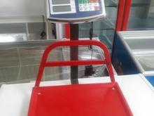 ترازو باسکول 100کیلو شارژی سه نمایشگر در شیپور