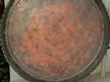 سینی (مجمعه) مسی قدیمی در شیپور