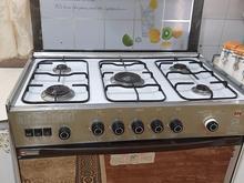 گاز فر دار مارک ایمن گاز در شیپور