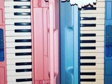 پیانو بادی،ملودیکا در شیپور