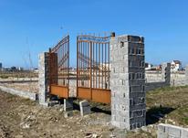 139مترزمین شهرکی بافت مسکونی جواز ساخت سرخروز سندتک برگ در شیپور-عکس کوچک