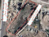 زمین مسکونی 10000متری با3برساری برجاده گلماوکمربندی شمالی در شیپور