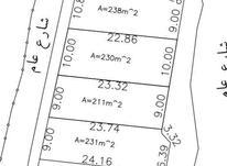 فروش زمین مسکونی 223 متر در جاده فرح آباد در شیپور-عکس کوچک