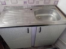 کابینت ظرفشویی و سینگ در شیپور