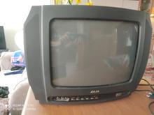 تلویزیون 14 اینچ پارس بهمراه کنترل و آنتن در شیپور