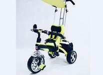 سه چرخه کودک فلامینگو مدل رویال 07 در شیپور-عکس کوچک