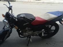 موتور سیگلت پاسار پلاک ملی مزایده ای در شیپور