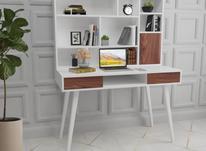 میز تحریر و کتابخانه عرض 120 مسترچوب در شیپور-عکس کوچک