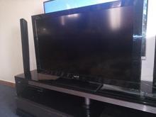 تلوزیون 40 اینچ LCD سونی اورجینال بسیارتمیز در شیپور