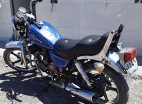 موتور شهاب طرح هارلی در شیپور-عکس کوچک