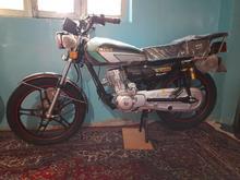 فروشی.موتور همتاز 200 با مدارک کامل در شیپور