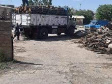 خریدار چوب خشک و تر در شیپور