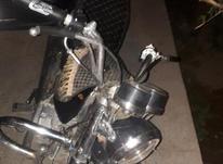 موتور 125سی سی سالم در شیپور-عکس کوچک