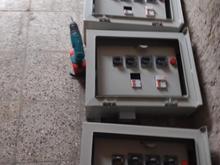 ساخت و مونتاژ تابلوهای برق صنعتی اجرای چاه ارت در شیپور