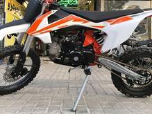 مینی کراس مدیوم 125cc KTM در شیپور