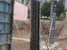 اجرای سقف تیرچه بلوک اسکلت فلزی و بتنی در شیپور