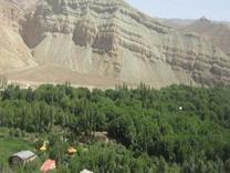 200مترزمین ابتدای جاده تهران-شمال در شیپور