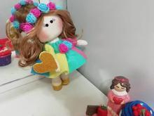 عروسک روسی رنگی رنگی در شیپور