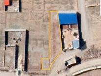 445 متر زمین مسکونی با قابلیت صنعتی در شهرک باغ معروف تبریز در شیپور