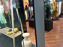 گیت فروشگاهی ( دزدگیر لباس ) در شیپور