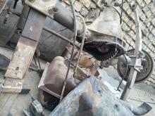 جعبه فرمان و پمپ هیدرولیک جیپ شهباز در شیپور