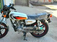موتور متین 200مدل95 مدارک کامل با کارت سوخت در شیپور