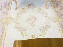 یک جفت فرش 6 متری ابریشم ترک بسیار زیبا در شیپور