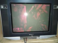 تلویزیون سونی ژاپن21اینچ وگا،باگیرنده دیجیتال در شیپور