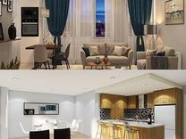 فروش آپارتمان 150 متر برج لوکس ستین در شیپور