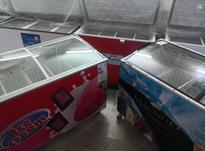 فـریـزر صندوقی بستنی کـم مصرف یخچال الکتـروبهـارآمـل،آبــدار در شیپور-عکس کوچک