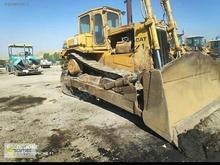 راننده بلدوزر کار درمعدن مس میدوک شهربابک کار اسان در شیپور