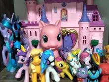 عروسک اسباب بازی پونی اصل برند هاسبرو در شیپور