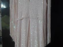 لباس مجلسی سایز 46 پولک در شیپور