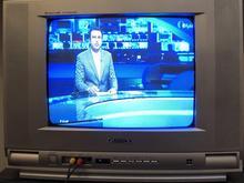 تلویزیون 14 اینچ رنگی دوو در شیپور