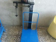 فروش باسکول سنگی 200و100کیلویی ادرس بندپی شرق در شیپور