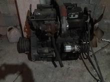 موتور دیزل کامباین در شیپور