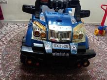 ماشین دوموتوره شارژی در شیپور