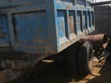 تریلی جفت چرخ در شیپور