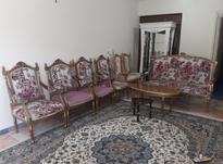 مبلمان سلطنتی و میز وسط و عسلی و بوفه در شیپور-عکس کوچک