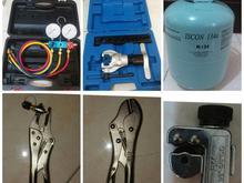 پک هفت قلم ابزارالات تعمیرات لوازم سرمایشی COOLING SYSTEM در شیپور