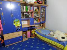 تخت و کمد کودک در شیپور