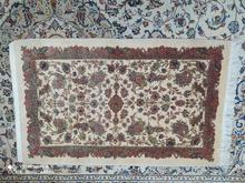 فرش دستباف نفیس قم کرک نونو چله نخ در شیپور