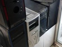 5 دستگاه کامپیوتر به همراه مانیتور در شیپور