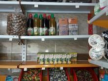 قفسه مغازه در حد نو برای 16 متر سوپر بود در شیپور