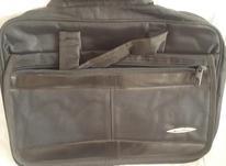 کیف دستی چهارزیپ مشکی نو در شیپور-عکس کوچک
